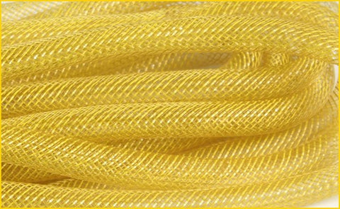 Yellow Deco Flex Tubing {HD W107}