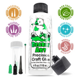 Bearly Art Precision Craft Glue - The Original