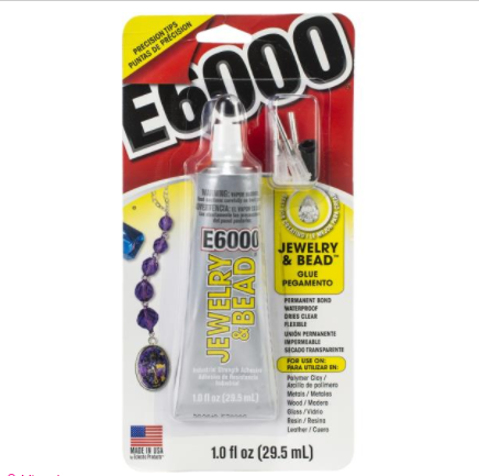 E6000 Jewelry & Bead Glue {F120}