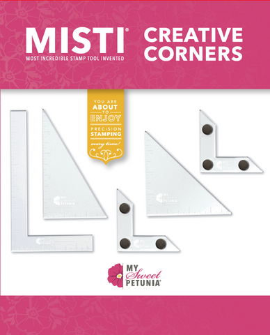 Misti Creative Corners retail $15.00