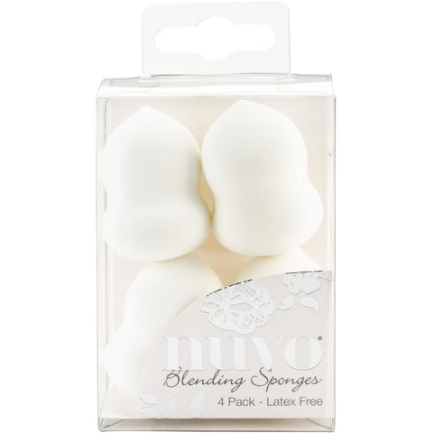 Nuvo Blending Sponge 4 Pack retail $9.99