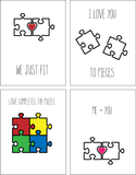 We Just Fit Stamp Set {V14}