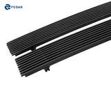 Fedar Main Upper Billet Grille For 1988-1993 Chevy C/K Pickup/Suburban/Blazer - Black