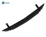 Fedar Billet Grille Combo For 1994-1998 Ford Mustang - Black