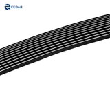 Fedar Main Upper Billet Grille For 1993-1997 Ford Ranger - Polished
