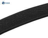 Fedar Billet Grille Combo For 1997-1998 Ford F-150 4WD/Expedition - Black