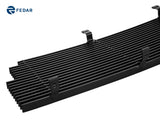 Fedar Main Upper Billet Grille For 2001-2003 Ford Ranger Edge/XLT 4WD - Polished
