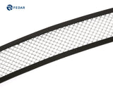 Fedar Wire Mesh Grille Insert For 04-05 Ford F-150 - Polished / Black