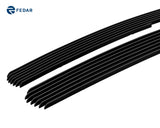 Fedar Main Upper Billet Grille For 1999-2006 Chevy Silverado/Suburban Tahoe - Black