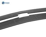 Fedar Billet Grille Combo For 2003-2005 Chevy Silverado 1500 SS - Polished