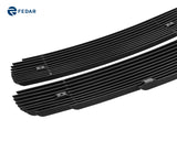 Fedar Billet Grille Combo For 2002-2005 Dodge Ram - Polished