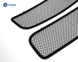 Fedar Wire Mesh Grille Insert For 02-05 Dodge Ram - Full Black