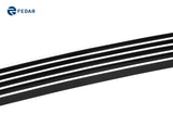 Fedar Lower Bumper Billet Grille For 2002-2008 Dodge Ram - Polished