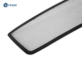 Fedar Wire Mesh Grille Insert For 04-08 Ford F-150 Honeycomb Style - Polished / Black