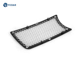 Fedar Wire Mesh Grille Insert For 05-10 Chrysler 300C - Polished / Black