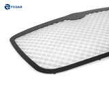 Fedar Dual Weave Mesh Grille Insert For 05-10 Chrysler 300/300C - Polished / Black