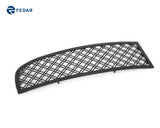 Fedar Dual Weave Mesh Grille Insert For 05-07 Dodge Magnum - Full Black