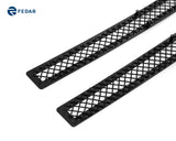 Fedar Wire Mesh Grille Insert For 05-07 Dodge Magnum - Full Black