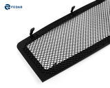 Fedar Wire Mesh Grille Combo Insert For 03-07 Cadillac CTS - Full Black