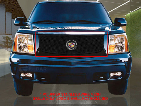 Cadillac Escalade With Black Grille On Cadillac Escalade Wiring