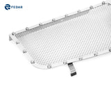 Fedar Rivet Mesh Grille Insert For 02-06 Cadillac Escalade - Full Polished