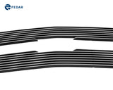 Fedar Main Upper Billet Grille For 2001-2002 Chevy Silverado 2500 3500 - Polished