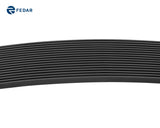Fedar Billet Grille Combo For 2001-2006 GMC Yukon Denali/Denali XL - Black Powder Coated