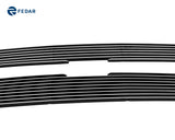 Fedar Billet Grille Combo For 2004-2012 Chevy Colorado - Polished