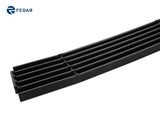 Fedar Billet Grille Combo For 2003-2007 GMC Sierra EZ - Black