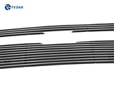 Fedar Main Upper Billet Grille For 2005-2009 Chevy Equinox - Polished