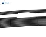 Fedar Main Upper Billet Grille For 2005-2009 Chevy Equinox - Black