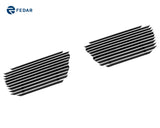Fedar Tow Hook Billet Grille For 2007-2014 Chevy Avalanche Tahoe Suburban - Polished