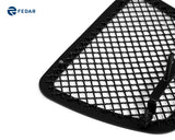 Fedar Wire Mesh Grille Combo Insert For 07-14 Chevy Avalanche/Suburban/Tahoe - Full Black