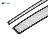 Fedar Wire Mesh Grille Insert For 07-14 Chevy Avalanche/Suburban/Tahoe - Polished / Black