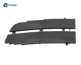 Fedar Billet Grille Combo For 2006-2008 Dodge Ram 1500 - Polished
