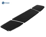 Fedar Main Upper Billet Grille For 2004-2007 Nissan Armada Titan - Black