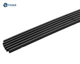 Fedar Lower Bumper Billet Grille For 2000-2006 Yukon 1999-2002 Sierra 1500 Lower - Black