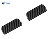 Fedar Tow Hook Billet Grille For 2003-2007 Chevy Silverado Tow Hook - Black
