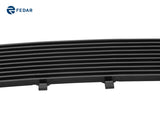 Fedar Billet Grille Combo For 2003-2006 Honda Element - Black