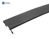 Fedar Lower Bumper Billet Grille For 2003-2006 Honda Element - Polished