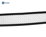 Fedar Wire Mesh Grille Insert For 06-13 Chevy Impala/Monte Carlo - Polished / Black
