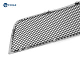 Fedar Wire Mesh Grille Combo Insert For 06-13 Chevy Impala - Black / Polished