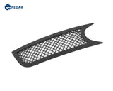 Fedar Formed Mesh Grille Insert For 06-13 Chevy Impala Black - Full Black