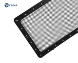 Fedar Rivet Mesh Grille Insert For 07-14 Jeep Wrangler - Full Black
