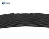 Fedar Main Upper Billet Grille For 2004-2006 Chrysler Pacifica - Black