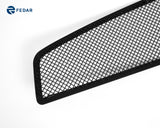 Fedar Wire Mesh Grille Insert For 03-07 Infiniti G35 Coupe - Full Black