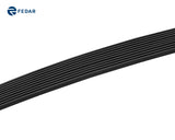 Fedar Lower Bumper Billet Grille For 2005-2007 Toyota Sequoia - Black