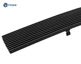 Fedar Lower Bumper Billet Grille For 2007-2013 Chevy Silverado 1500 Short - Black