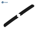Fedar Billet Grille Combo For 2008-2010 Ford F-250/F-350/F-450/F-550 Super Duty - Black