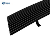 Fedar Main Upper Billet Grille For 1997-2000 Toyota Tacoma 2WD/Prerunner - Black